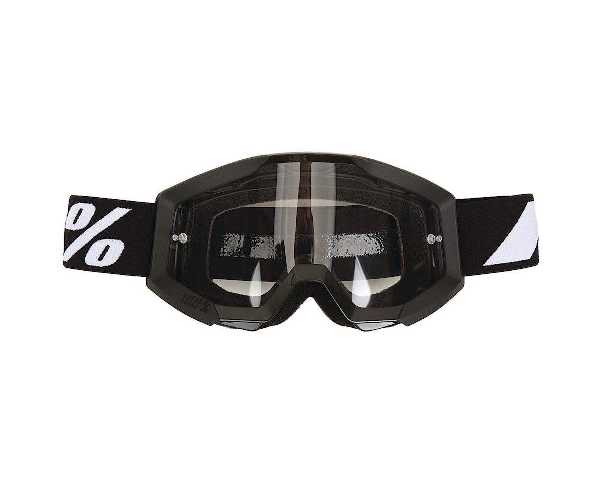 100% Strata Youth Goggle (Goliath) (Clear Lens)