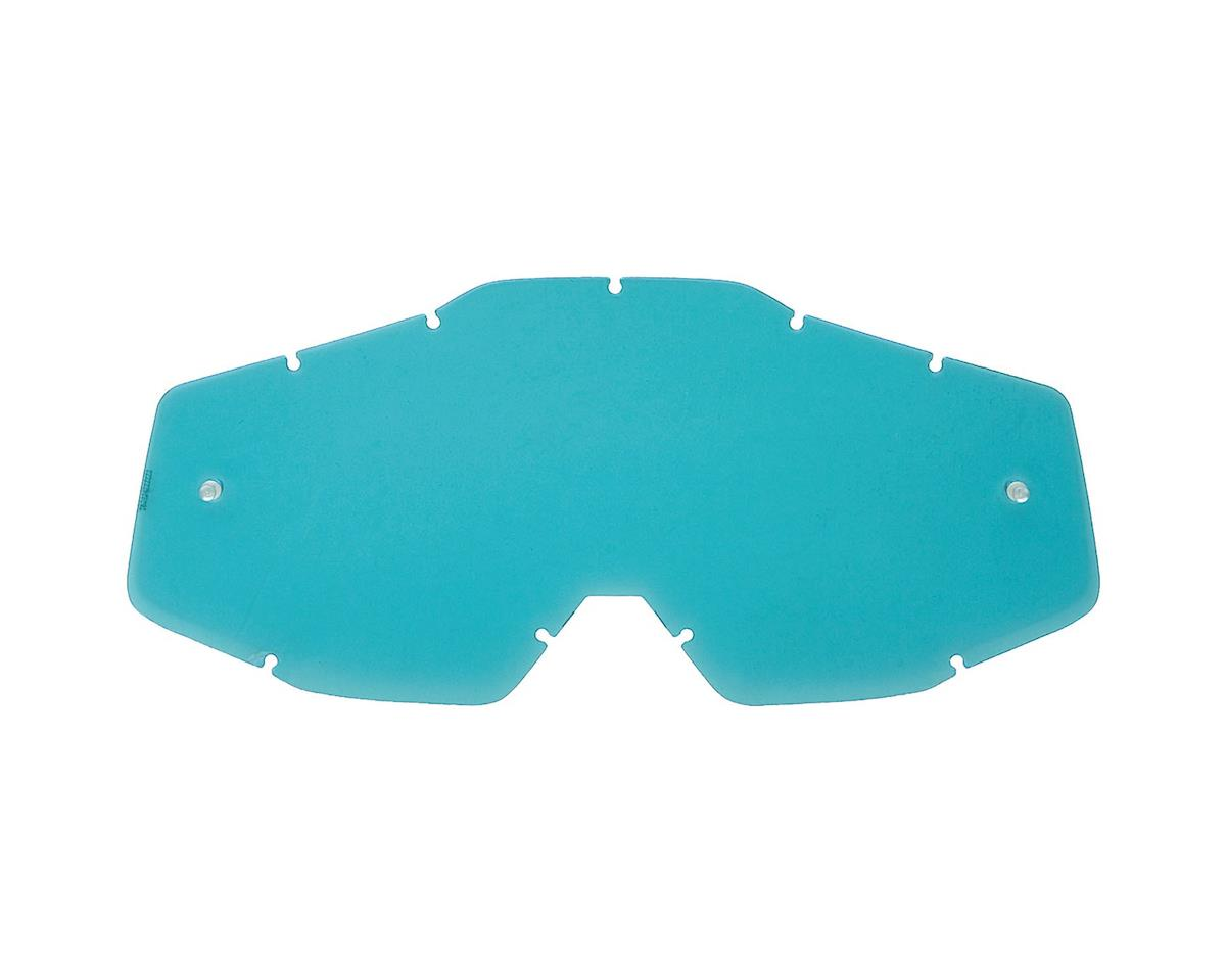 100% Replacement Lens (Blue Mirror/Blue Anti-Fog)
