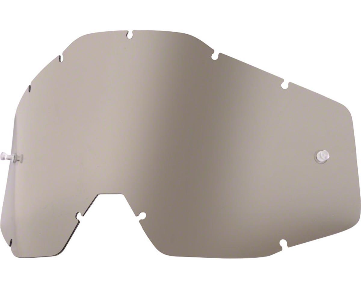 100% Accuri/Strata Youth Replacement Lens (Smoke Anti-Fog Lens)