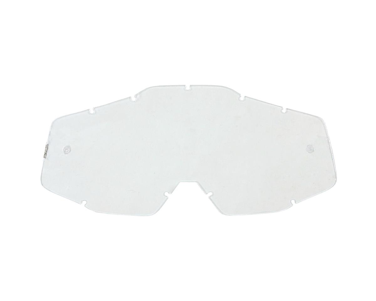 100% Accuri/Strata Youth Replacement Lens (Clear Anti-Fog Lens)