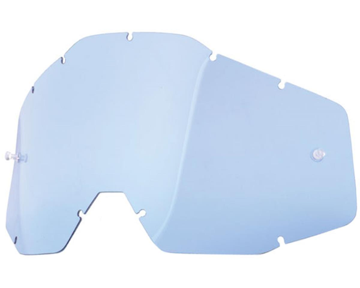 100% Vented Dual Pane Lens (Anti-Fog/Blue)