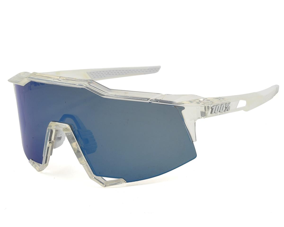 100% SpeedCraft Sunglasses (Aurora) (Ice Mirror Lens)