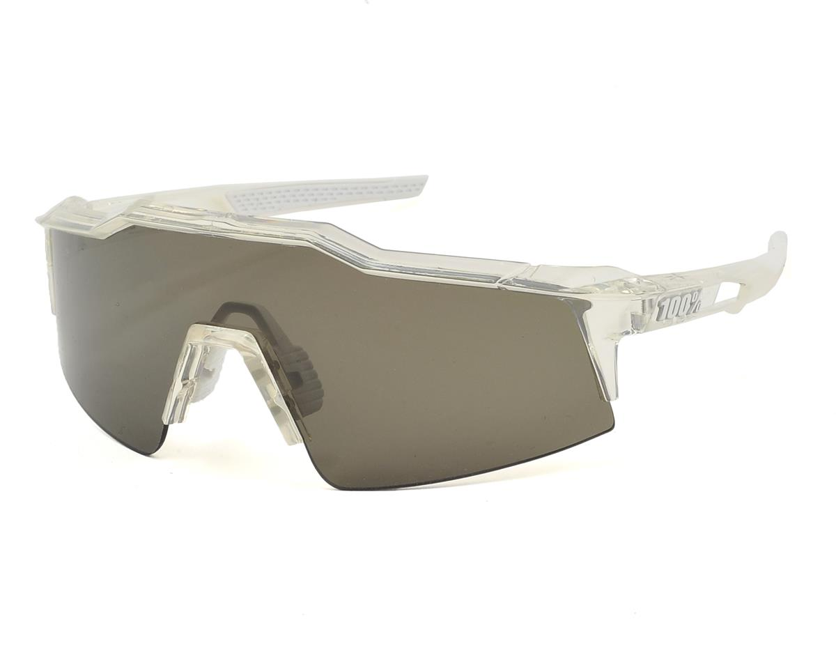 100% Speedcraft SL Sunglasses (Aurora) (Short Smoke Lens)