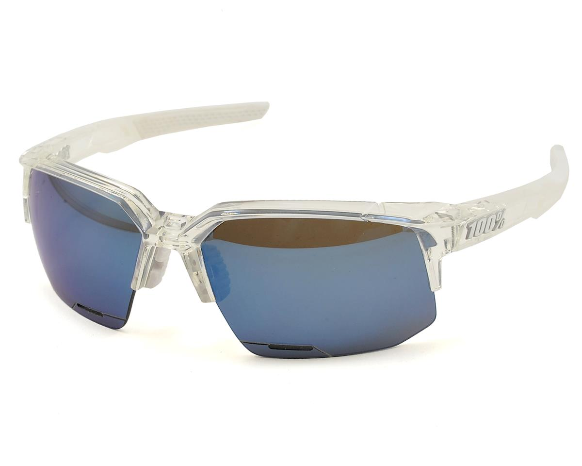 100% Speedcoupe Sunglasses (Aurora) (Ice Blue Mirror Lenses)