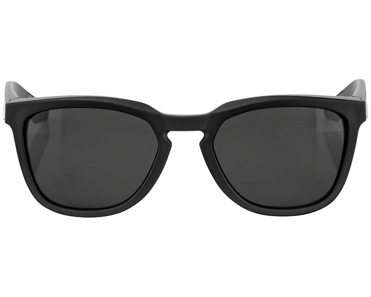 Image 2 for 100% Hudson Sunglasses (Soft Tact Black) (Smoke Lens)