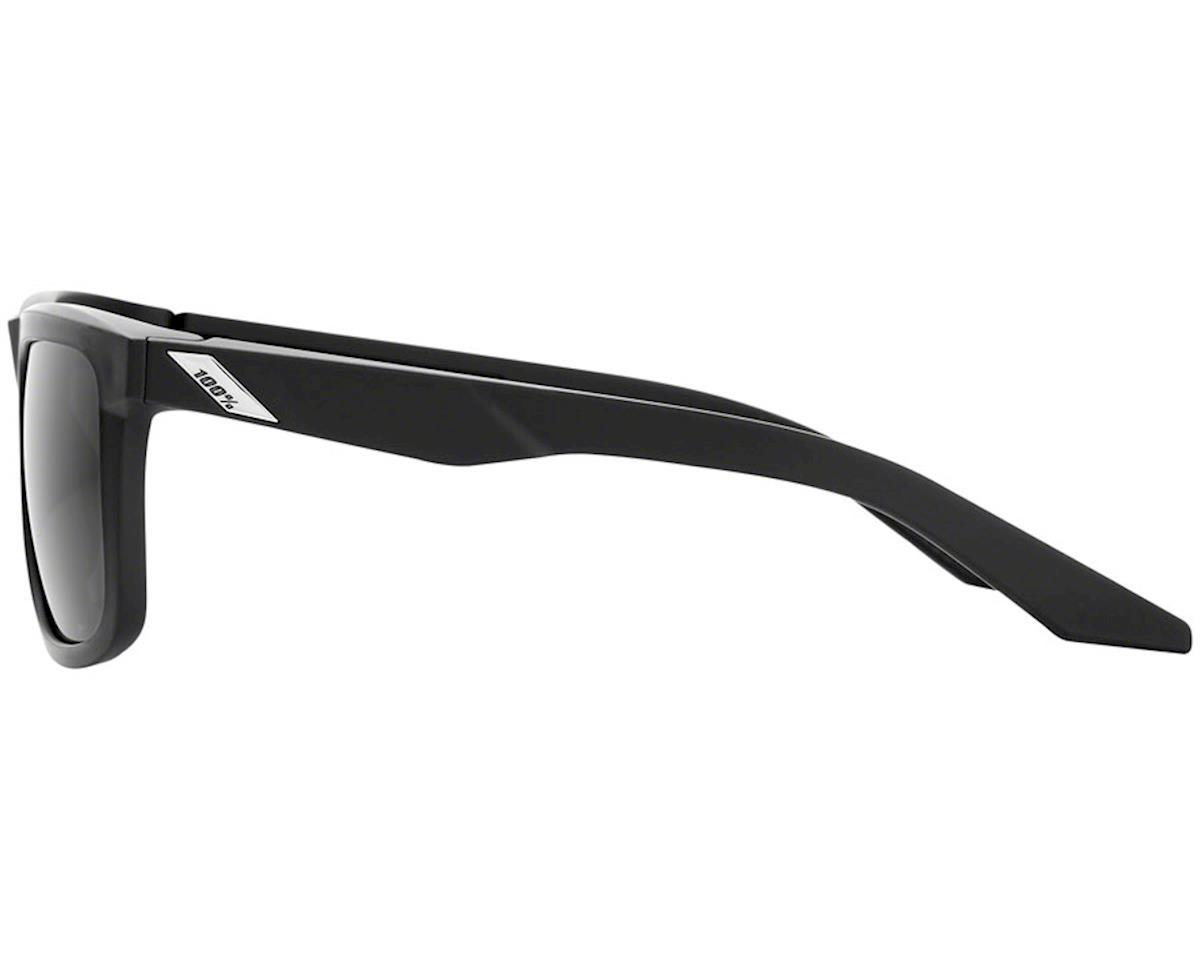 Image 3 for 100% Blake Sunglasses (Soft Tact Black) (Smoke Lens)