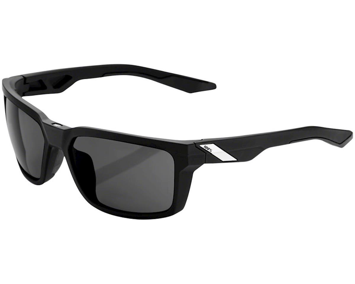 13dc9cbf9710 100% Daze Sunglasses (Soft Tact Black) (Smoke Lens)
