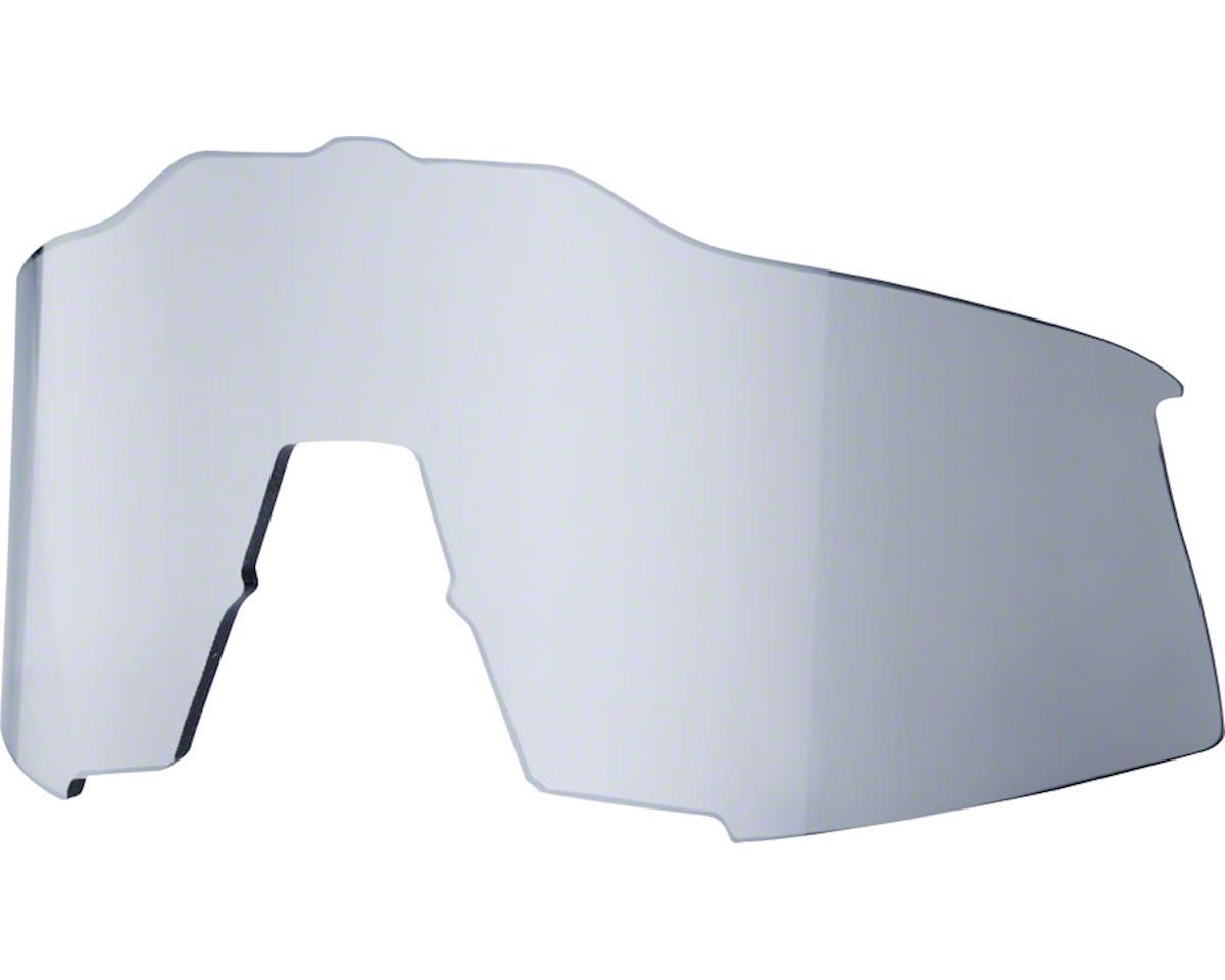 100% SpeedCraft Replacement Long Lens: Mirror Black
