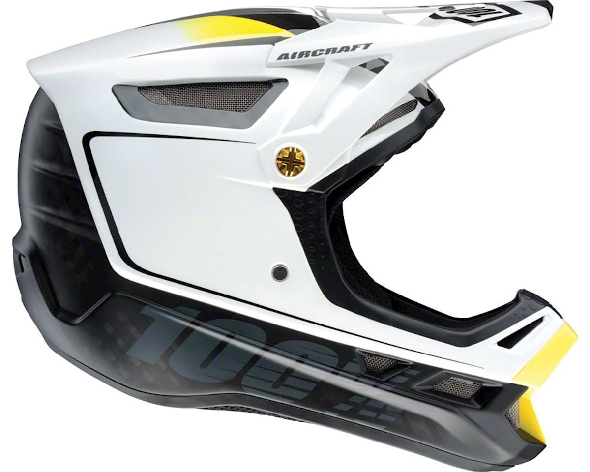 100% Aircraft MIPS Carbon Full-Face Helmet (L)