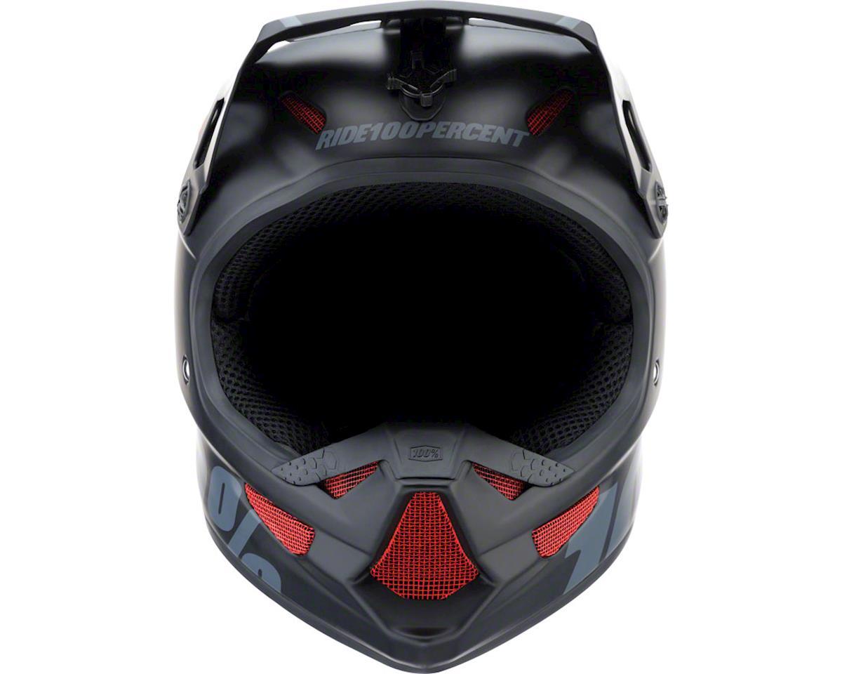 100% Status Full-Face Youth Helmet (Black Meteor) (L)