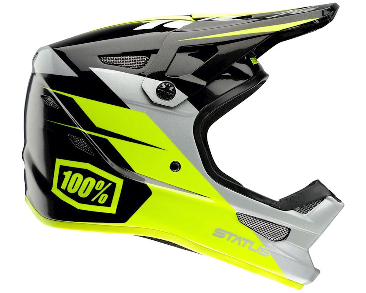 100% Status DH BMX Full-Face Helmet (Falta Charcoal) (L)  80010-018 ... 883cc8ad1