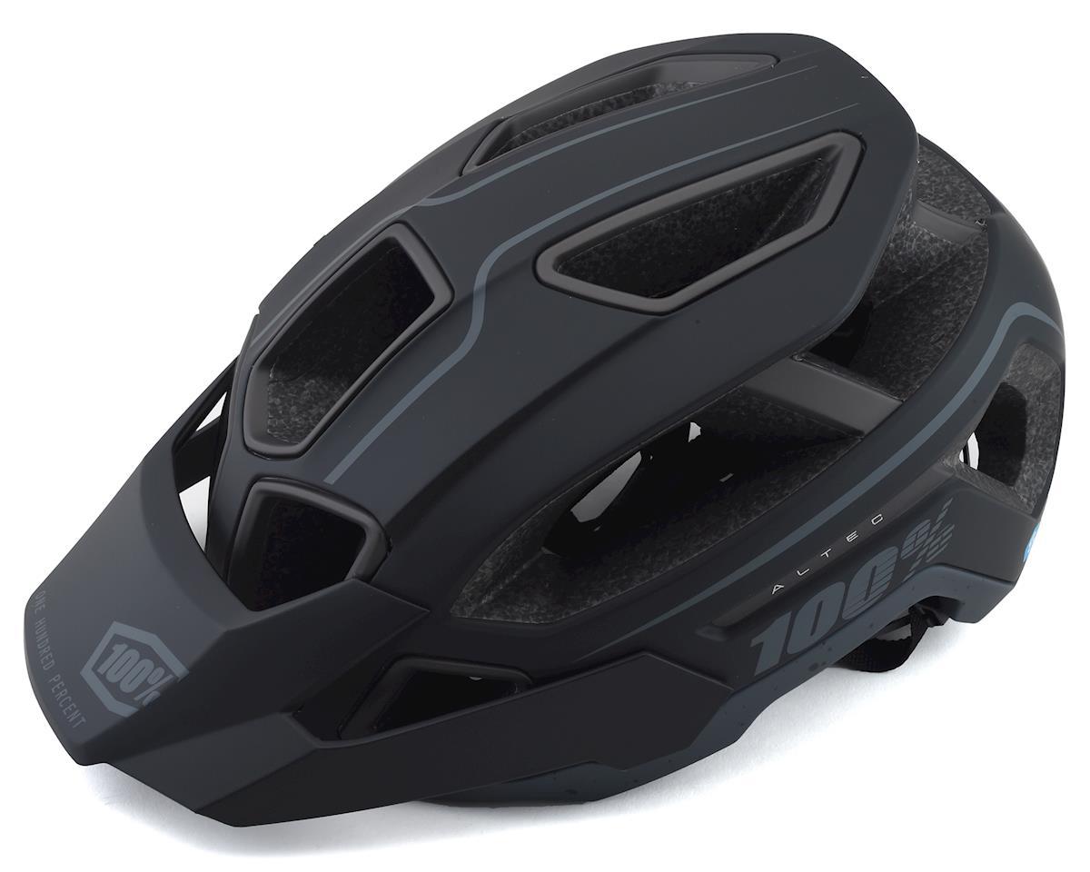 100% Altec Mountain Bike Helmet (Black) (L/XL)