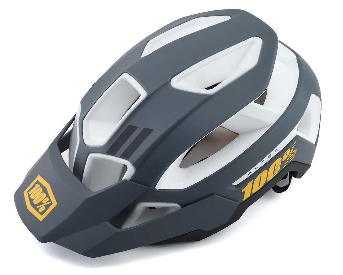 100% Altec Mountain Bike Helmet (Charcoal) (S/M)