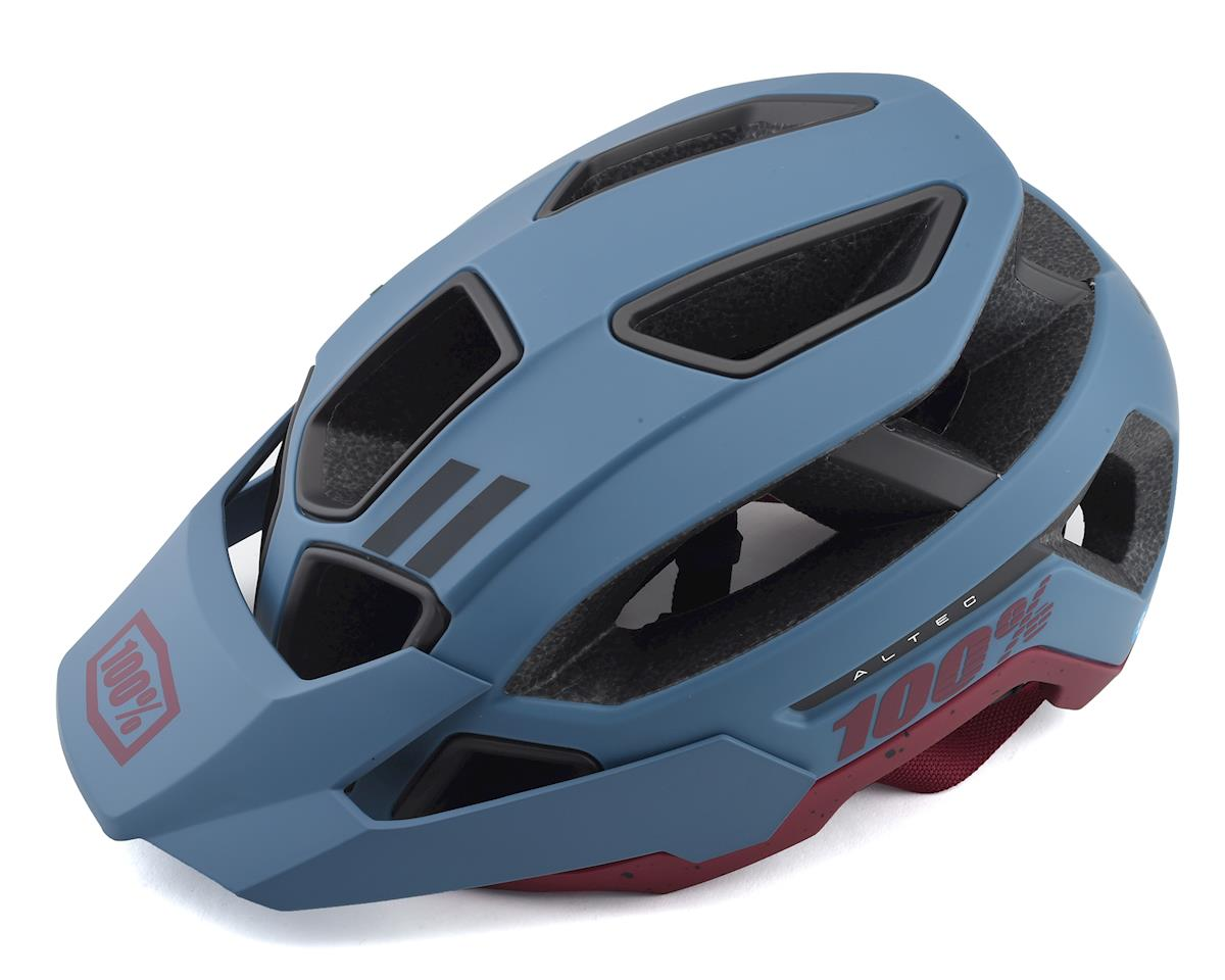 100% Altec Mountain Bike Helmet (Slate Blue) (L/XL)