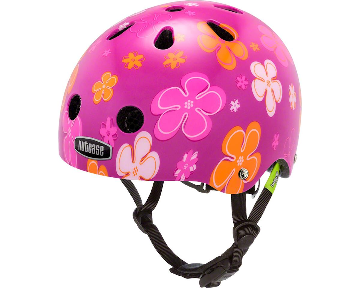 Baby Nutty Helmet: Petal Power 2XS
