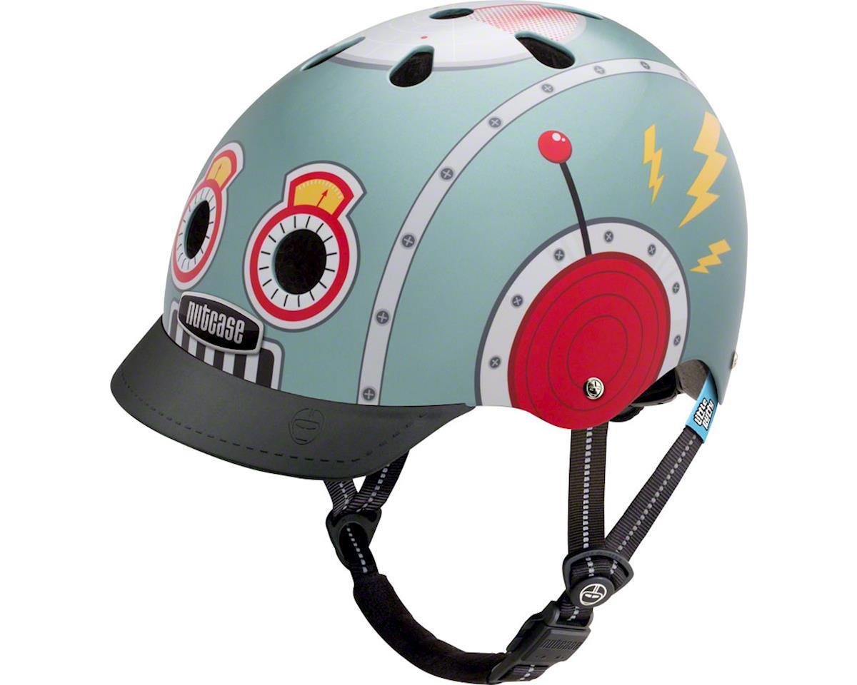 Nutcase Little Nutty Helmet: Tin Robot XS