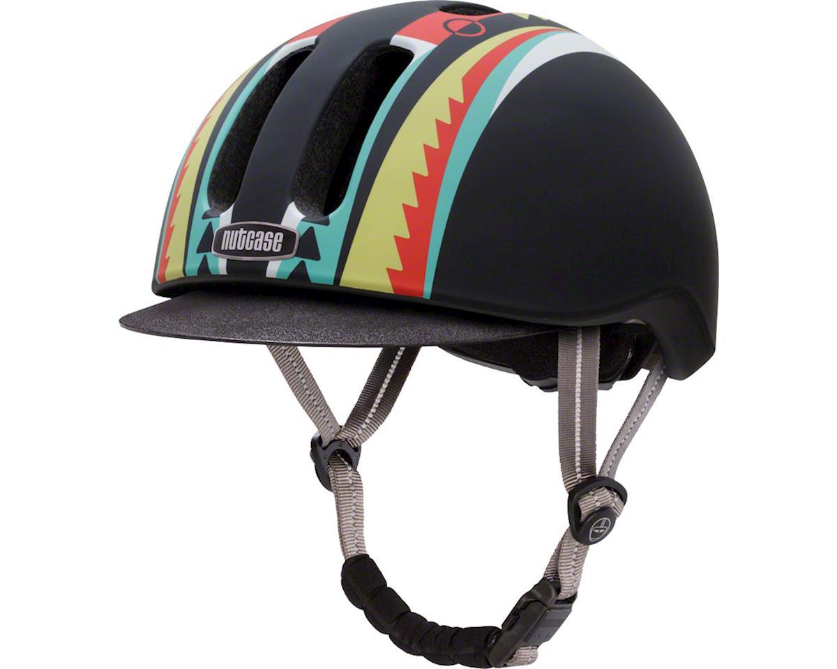 Nutcase Metroride Bike Helmet: Veloz Matte SM/MD