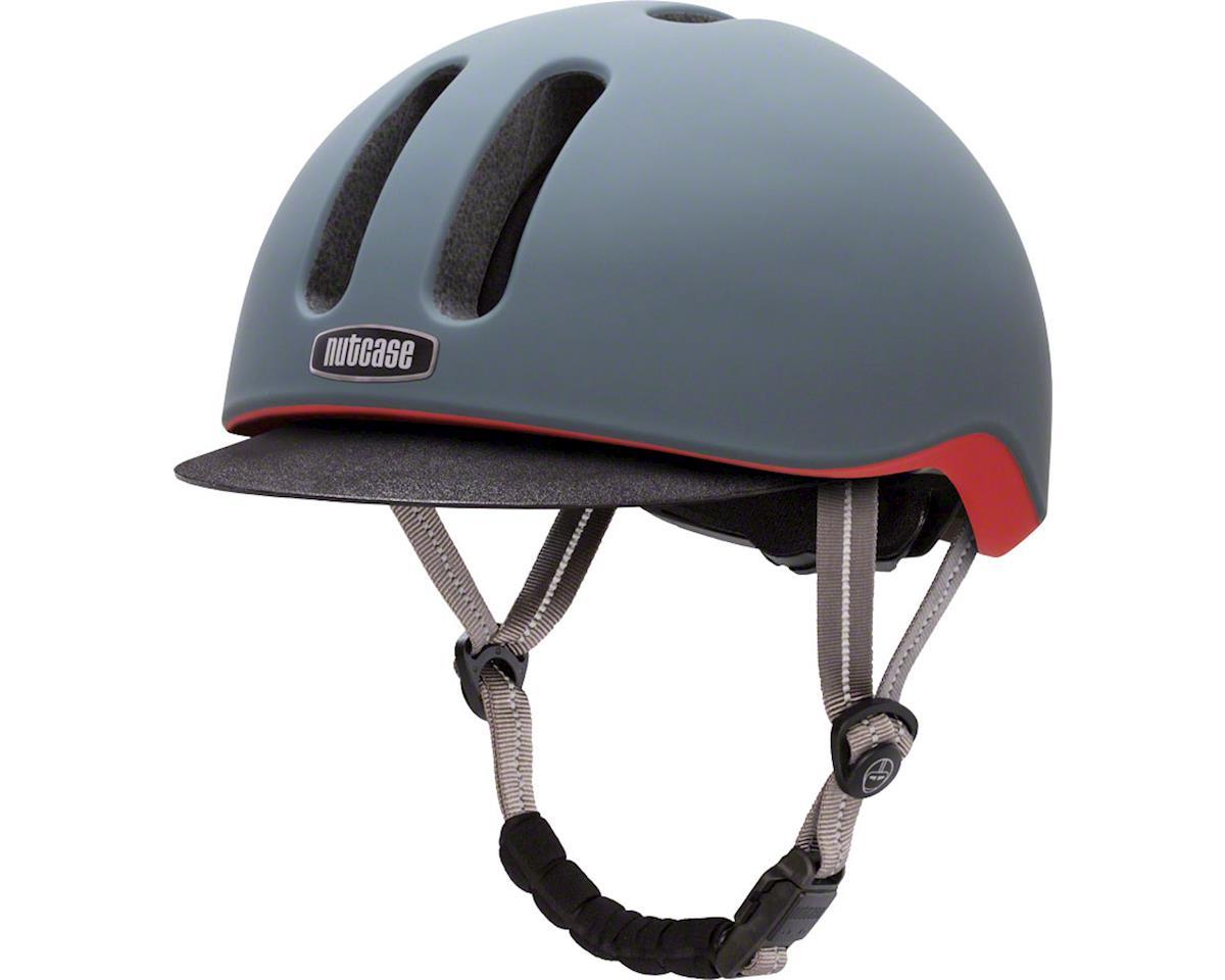 Nutcase Metroride Bike Helmet: Graphite Matte LG/XL