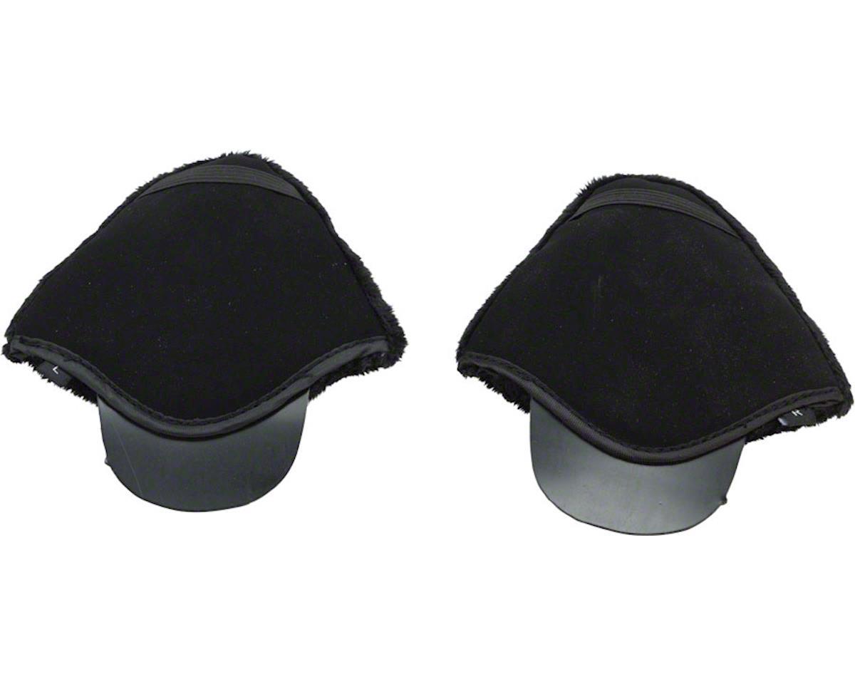 Nutcase Removable Ear Pads for Street Helmet: Fits SM-MD-LG