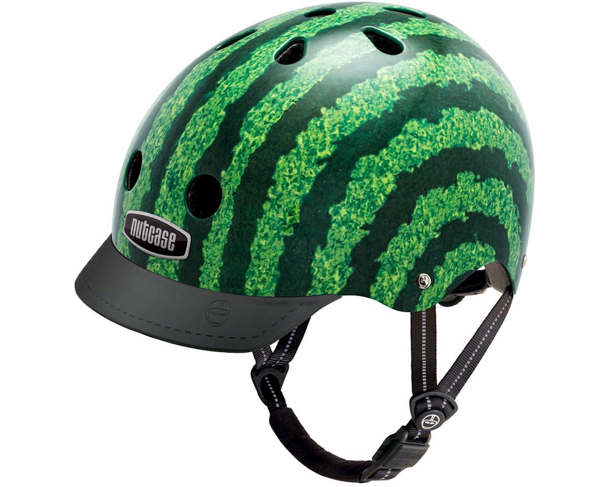 Nutcase Street Helmet: Watermelon LG