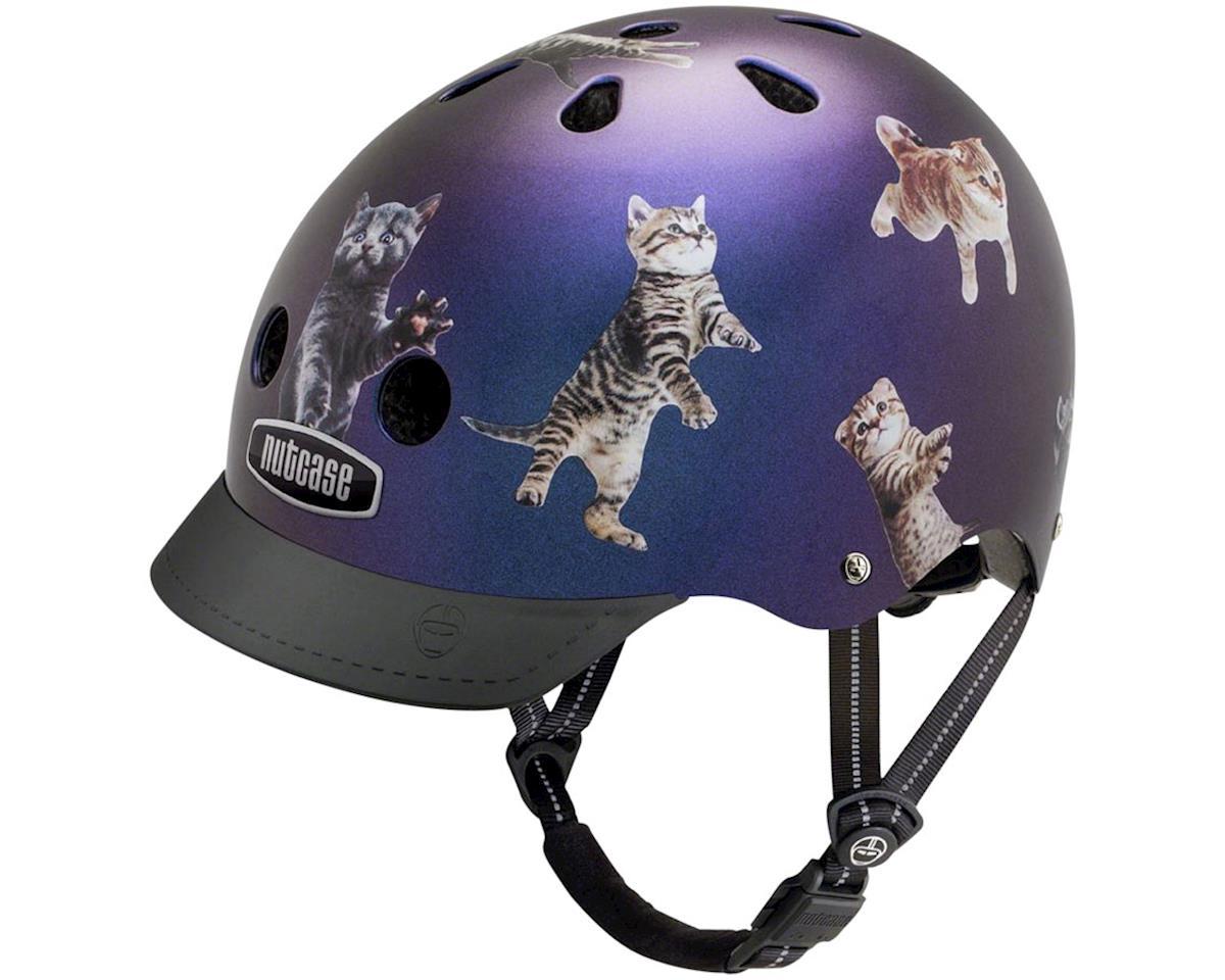 Nutcase Street Helmet (Space Cats) (S)