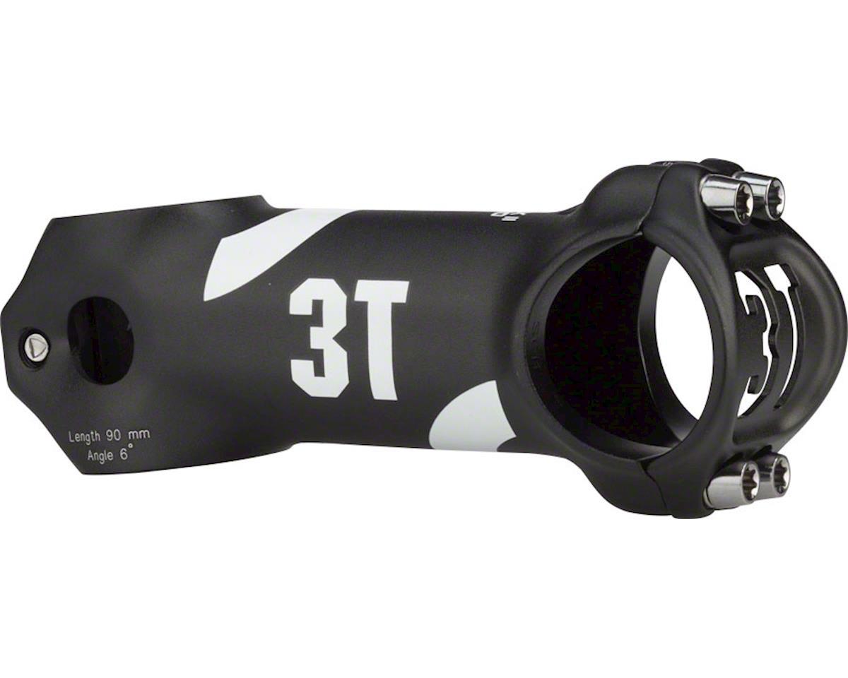 """Arx II Pro Stem: 31.8mm Clamp, 1-1/8"""" Steerer, 100mm Length, +/- 6 Degree, Bl"""