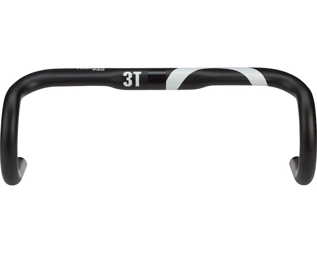 3T Tornova Pro Handlebar: 31.8mm Clamp, 139mm Drop, 83mm Reach, 42cm Width, Blac