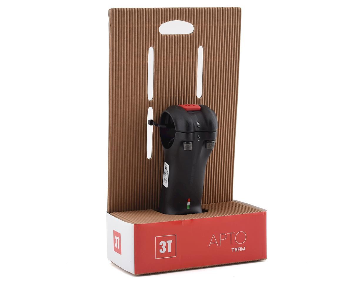 3T Apto Team Stealth Stem (+/-17°) (31.8mm Clamp) (90mm)