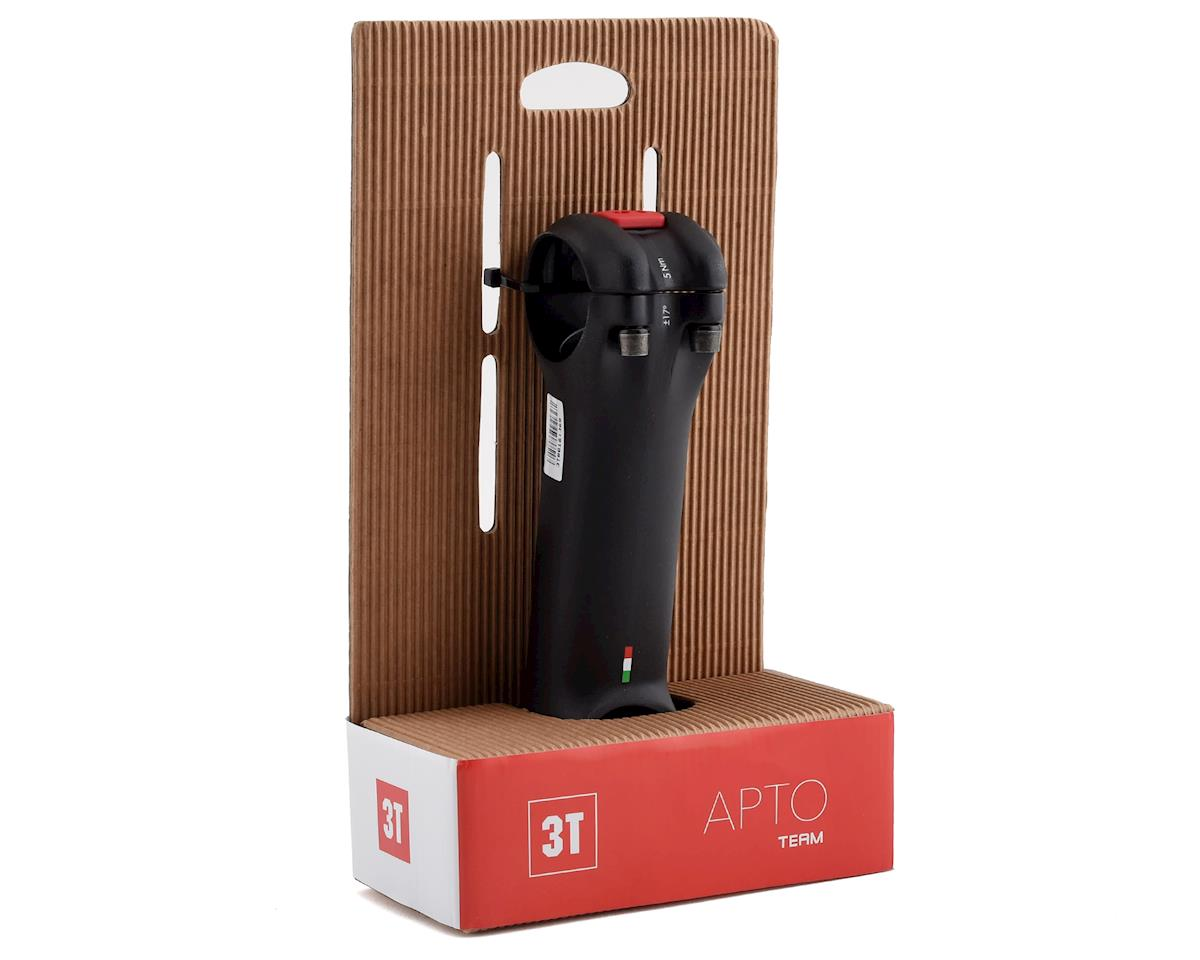 3T Apto Team Stealth Stem (+/-17°) (31.8mm Clamp) (120mm)