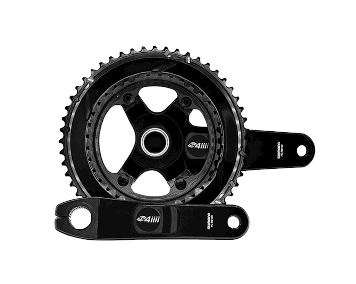 4iiii Innovations Podiiiium Dura Ace 9100 Dual Power Meter (52/36T) (170mm)