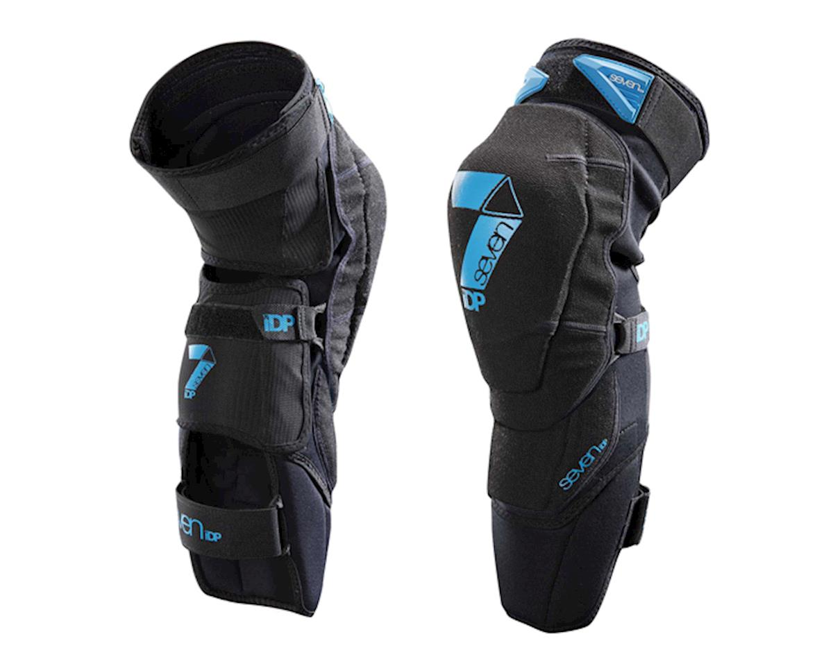 7Idp Flex Knee Shin Armor (Black)