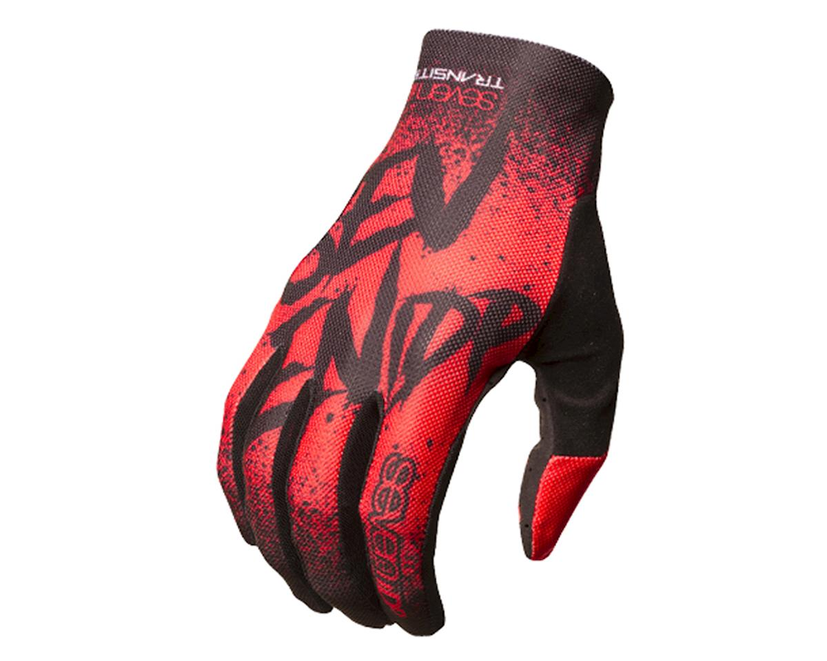 7Idp Transition Glove (Red/Black)