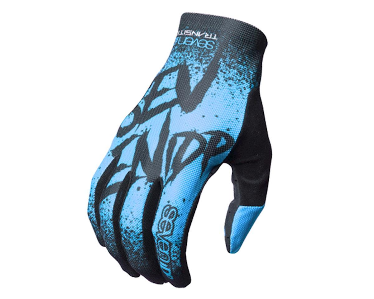 7Idp Transition Glove (Blue/Black) (M)