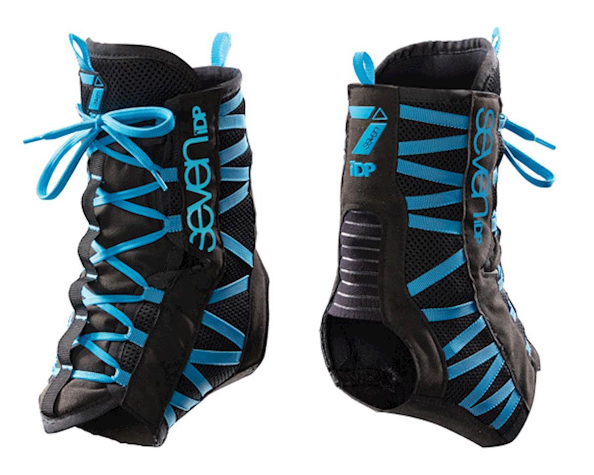 7Idp Control Ankle Brace (Black) (S/M)