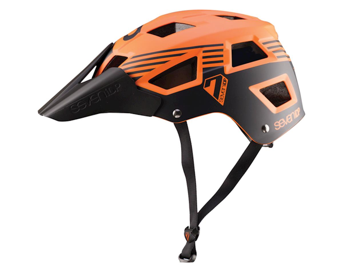 M-5 Helmet (Orange/Black)