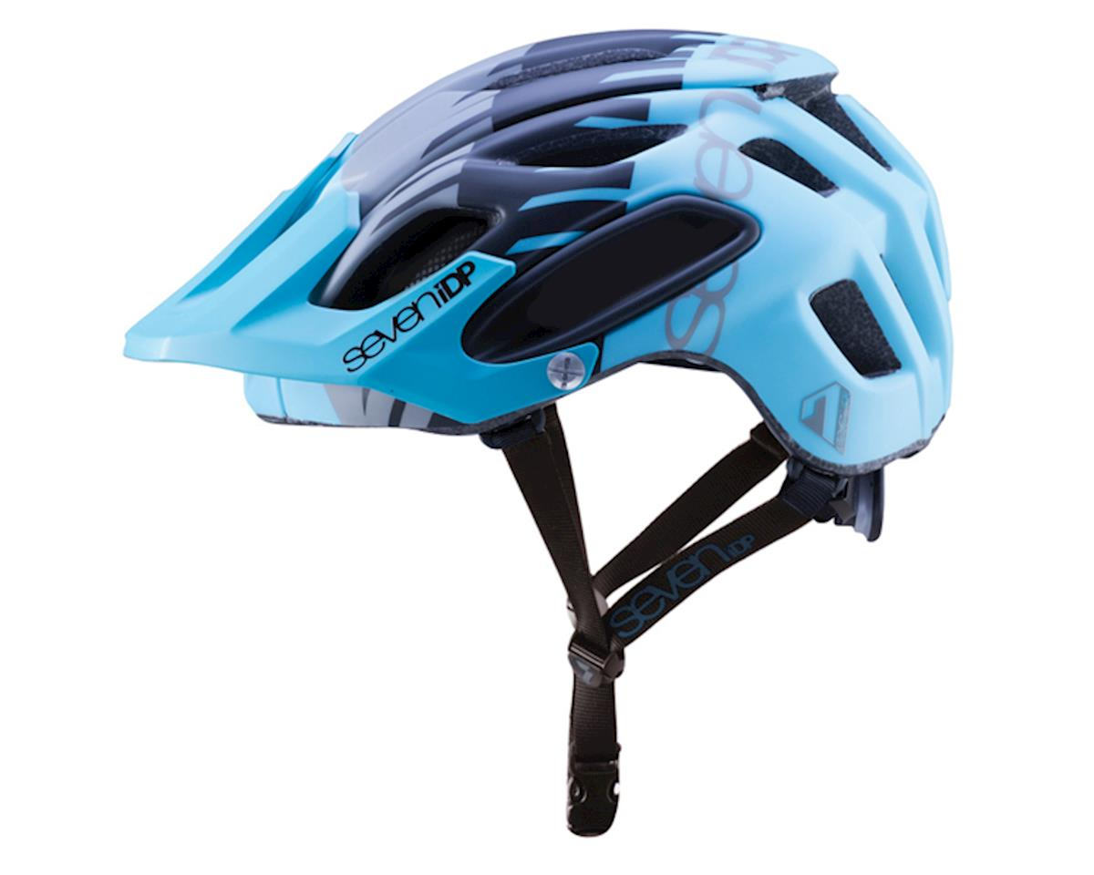 M-2 Helmet (Tactic Teal/Black/Grey)
