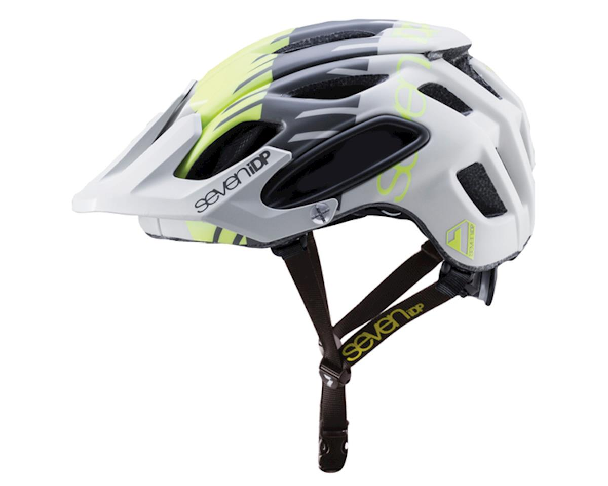 M-2 Helmet (Tactic Grey/Black/Yellow)