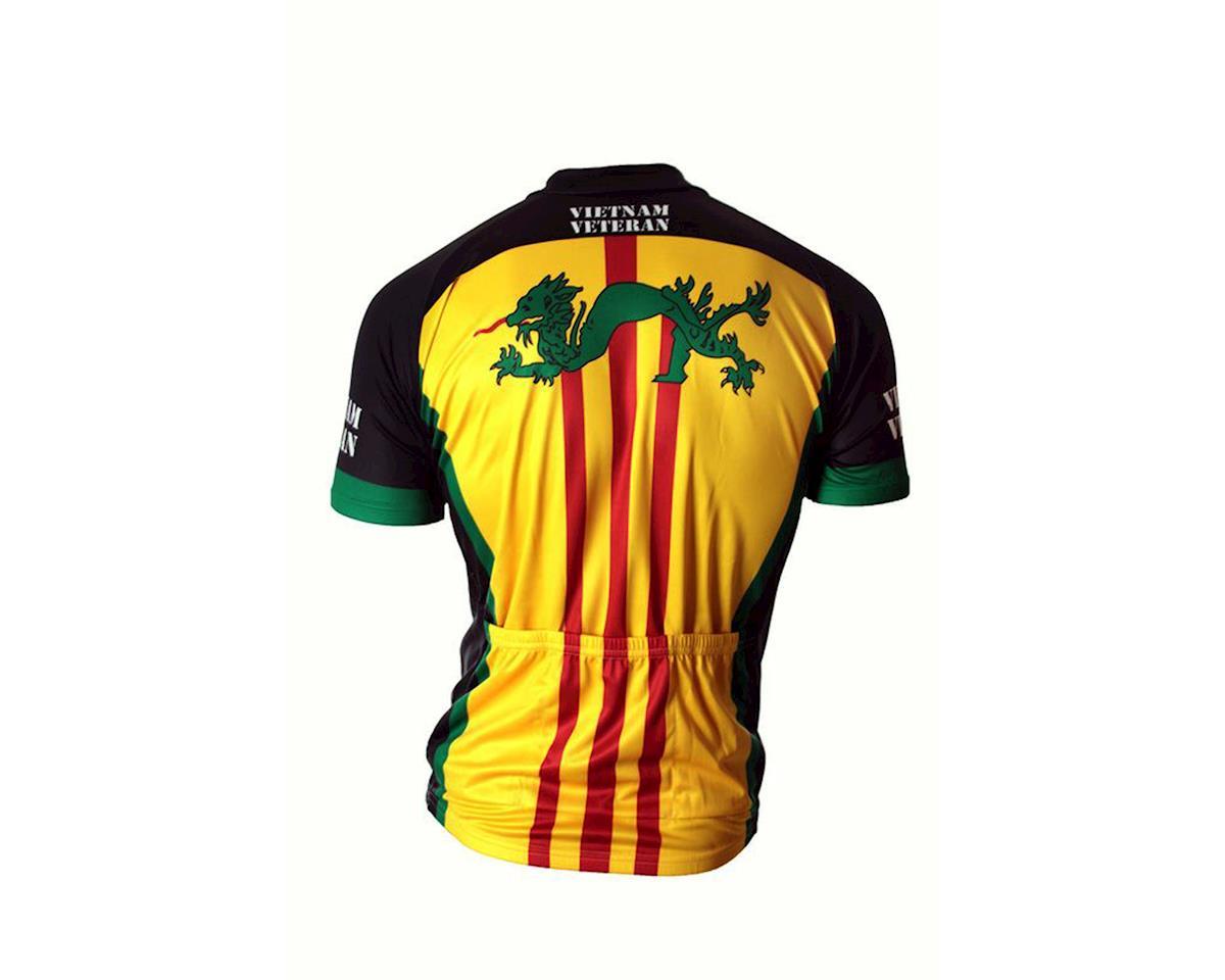83 Sportswear Vietnam Veteran Short Sleeve Jersey (Yellow)