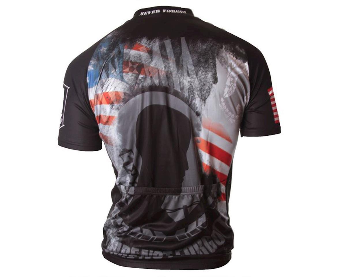 83 Sportswear POW-MIA Short Sleeve Jersey (Black)