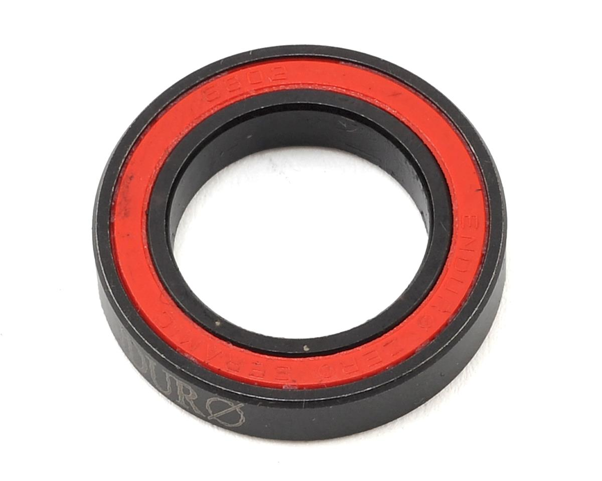 Enduro Zero Ceramic Grade 3 6802 Sealed Cartridge Bearing (15x24x5)