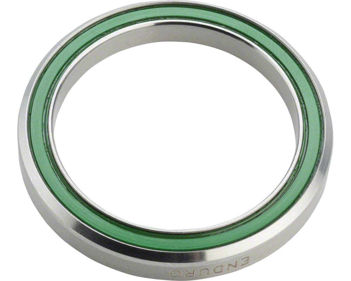"Enduro 1.5"" 45 x 45 Stainless Steel Angular Contact Bearing 40mm ID x 52mm OD x"