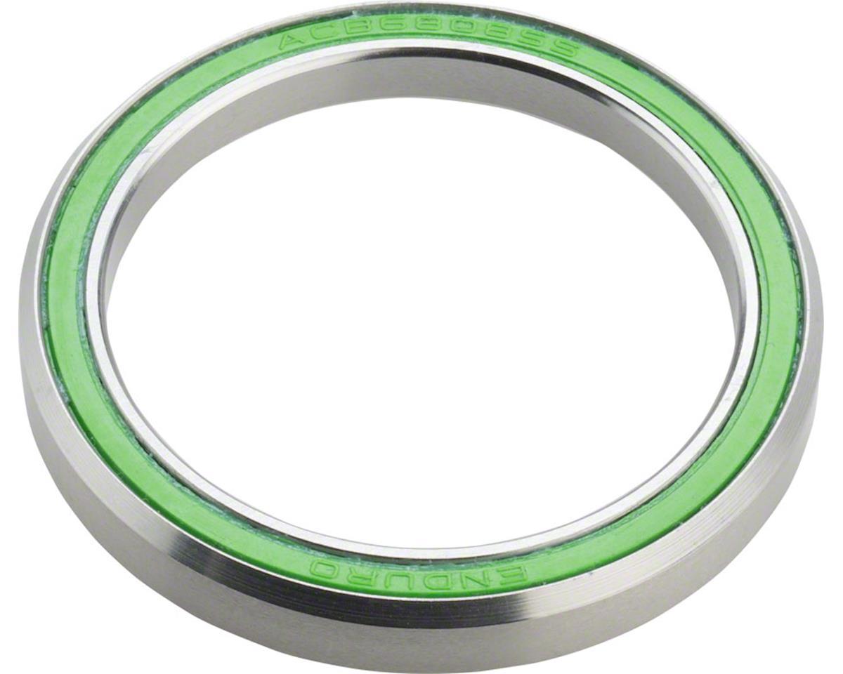 "Enduro 1.5"" 36 x 36 Degree Stainless Steel Angular Contact Bearing 40mm ID x 51m"