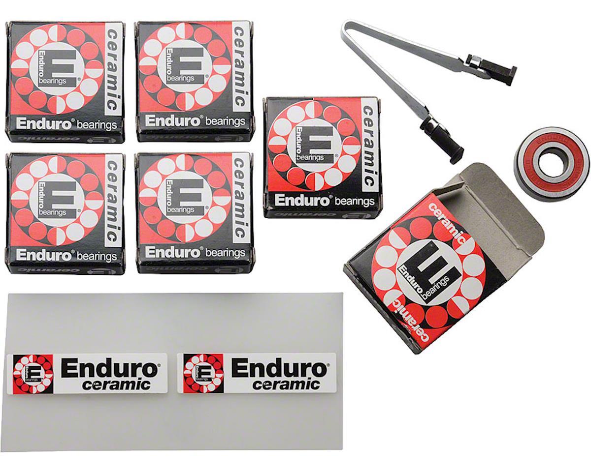 Enduro Ceramic Cartridge Bearing Kit Mavic Cosmic
