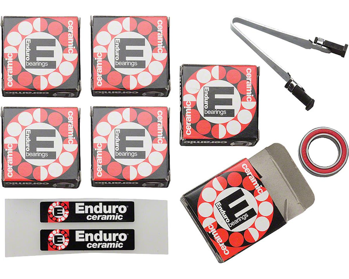 Enduro Ceramic Cartridge Bearing Kit Zipp 2005-2009