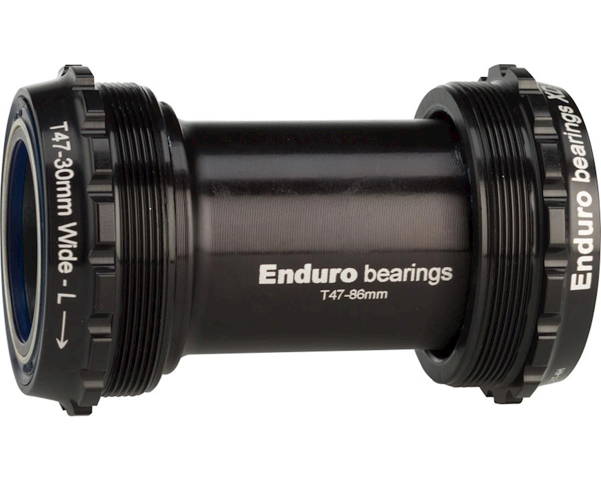 Enduro T47 XD15 Bottom Bracket (Ceramic Bearings) (BB386Evo)