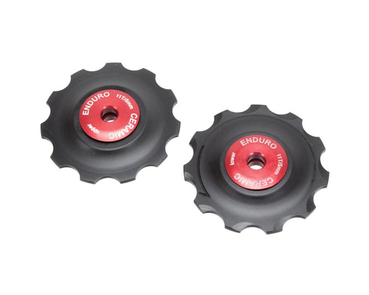 Enduro Cyclocross Ceramic Bearing Pulleys