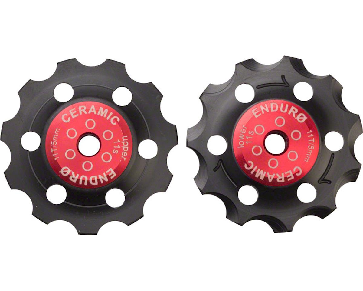 Enduro ZERO Derailleur Pulleys for Shimano 11-speed