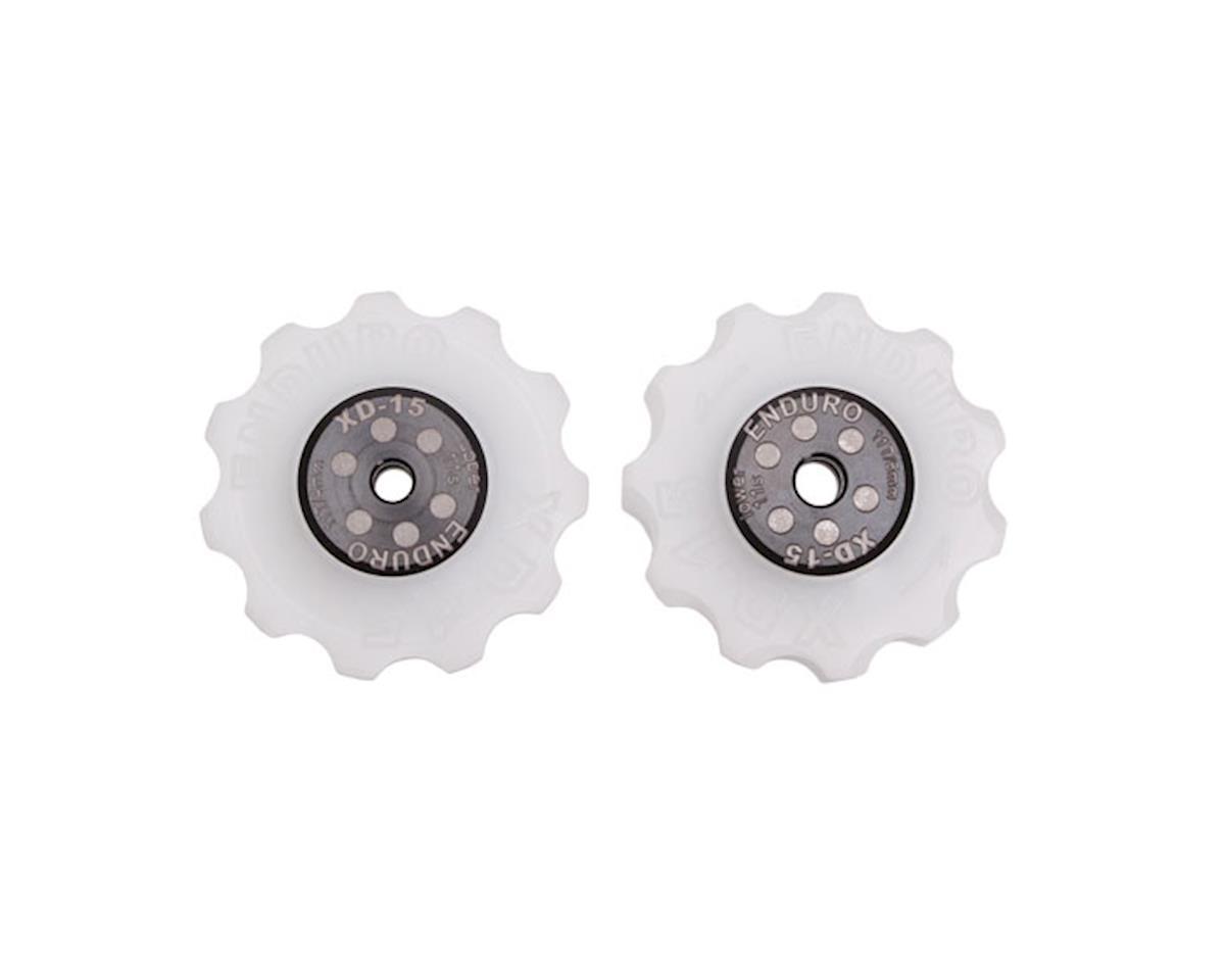 Zer0 Ceramic Bearing Pulleys