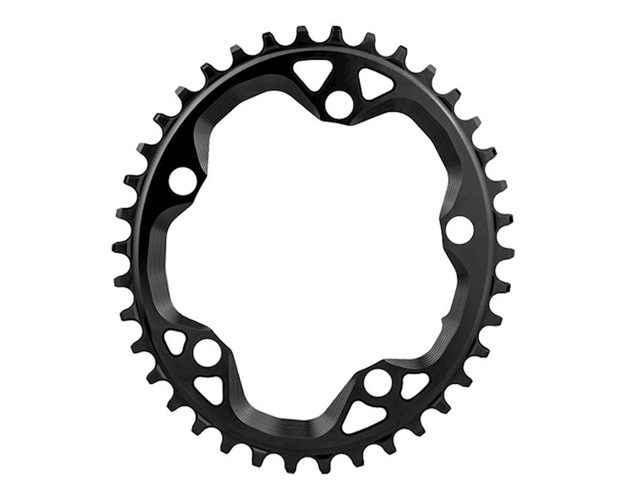 Absolute Black 110BCD CX Oval Chainring