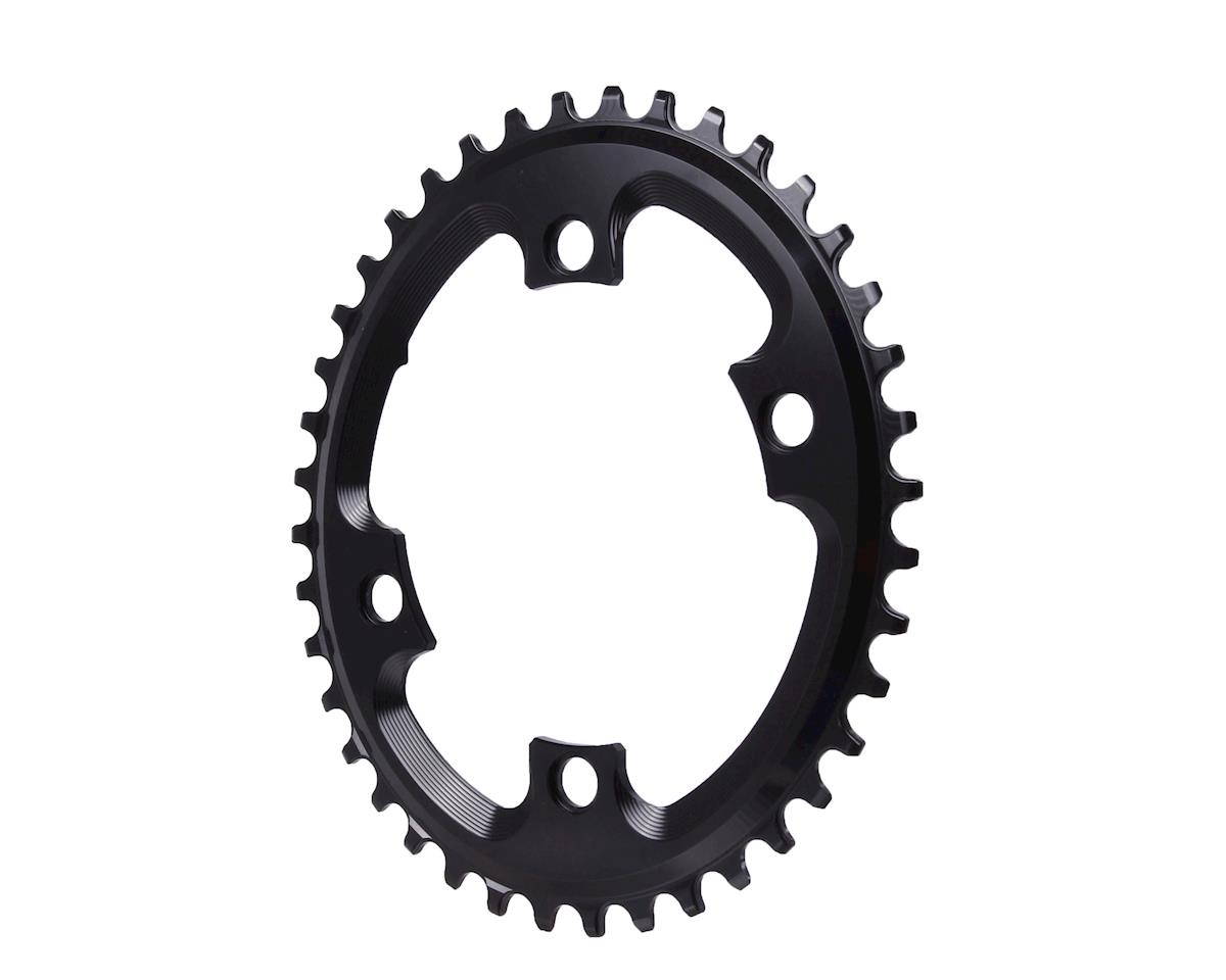 Absolute Black Chainring Absoluteblack Oval 110Mm 40T 4B Bk